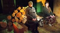 Спектакль «Фронтовичка». Фото предоставлено организаторами