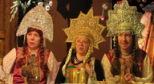 Спектакль «Баба Шанель». Фото предоставлено организаторами