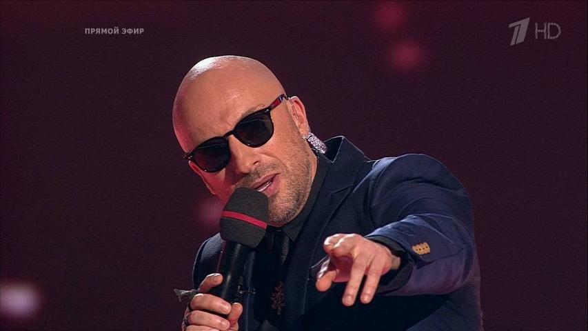 Дмитрий Нагиев на шоу «Голос». Фото с сайта golos-tv.ru