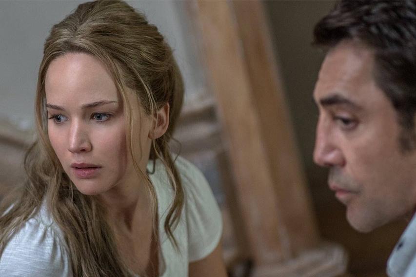 Кадр из фильма «мама!»