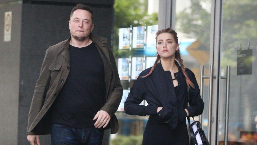 Маск и Херд. Фото с сайта karavan.ua