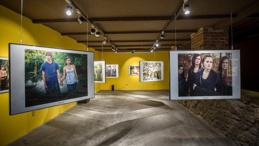 Выставка «О любви» в галерее «Март»