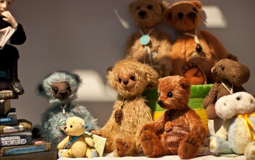 Куклы Тедди. Фото с сайта ellf.ru