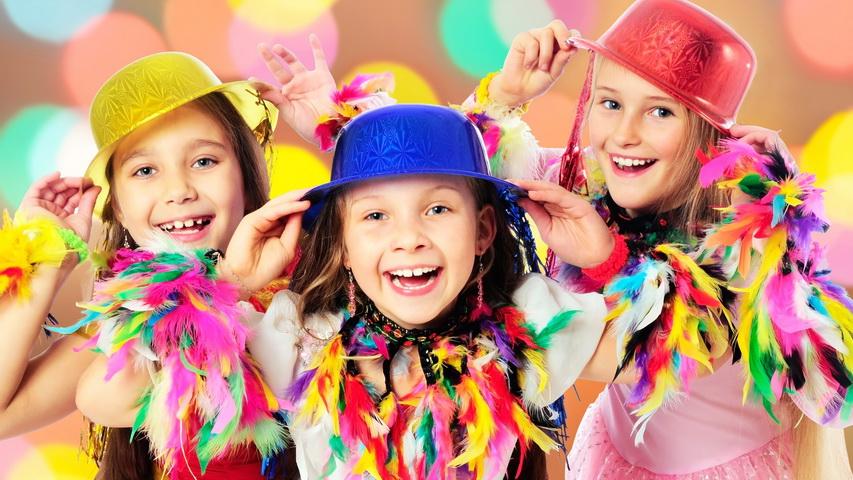 Дети из цирковой студии. Фото с сайта  детивкраснодаре.рф