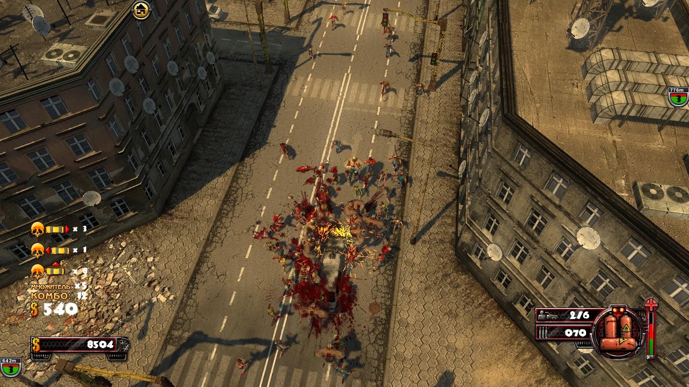 Игры про зомби убивать зомби