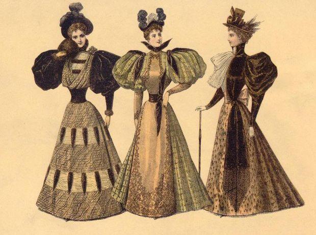 Мода. Фото с сайта liveinternet.ru