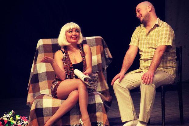 Спектакль. Фото с сайта nadasuge.ru