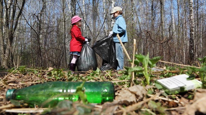 Субботник. Фото с сайта http://moi-portal.ru