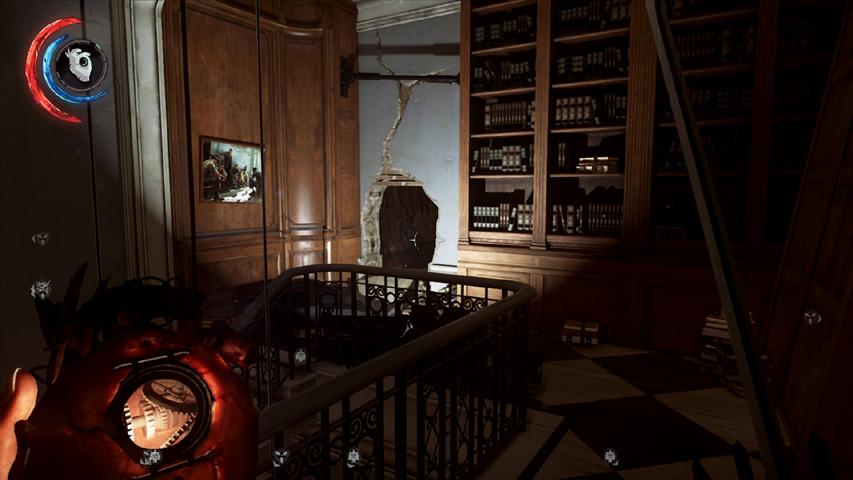 Скриншот из игры «Dishonored 2»