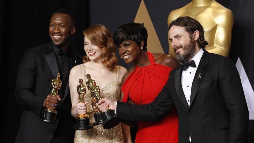 Оскар 2017. Фото с сайта imdb.com
