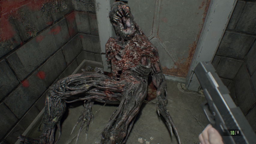 Скриншот из игры «Resident Evil 7: Biohazard»