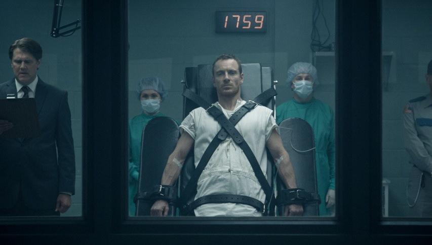 Кадр из фильма «Кредо убийцы»