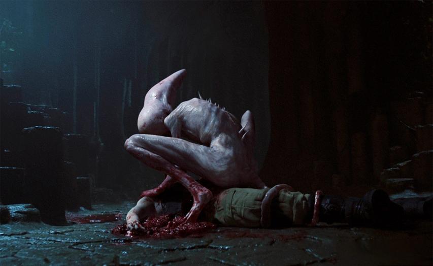 Кадр из фильма «Чужой: Завет»