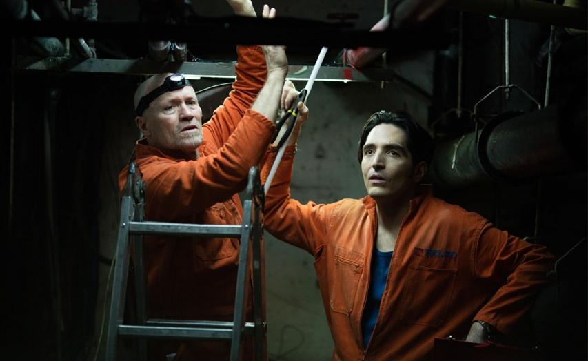 Кадр из фильма «Эксперимент «Офис»