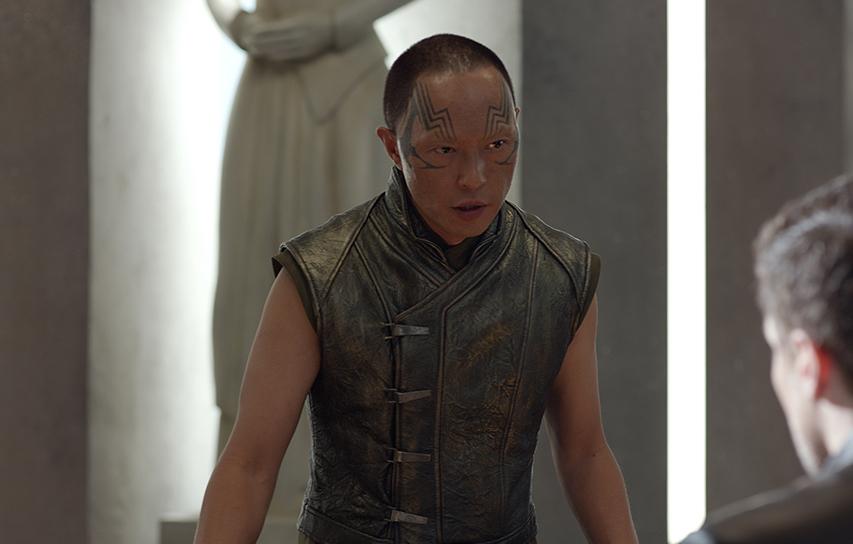 Кадр из фильма «Сверхлюди»
