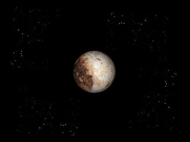 Плутон. Фото с сайта yournewway.ru