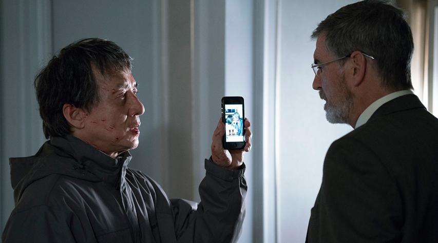 Кадр из фильма «Иностранец»