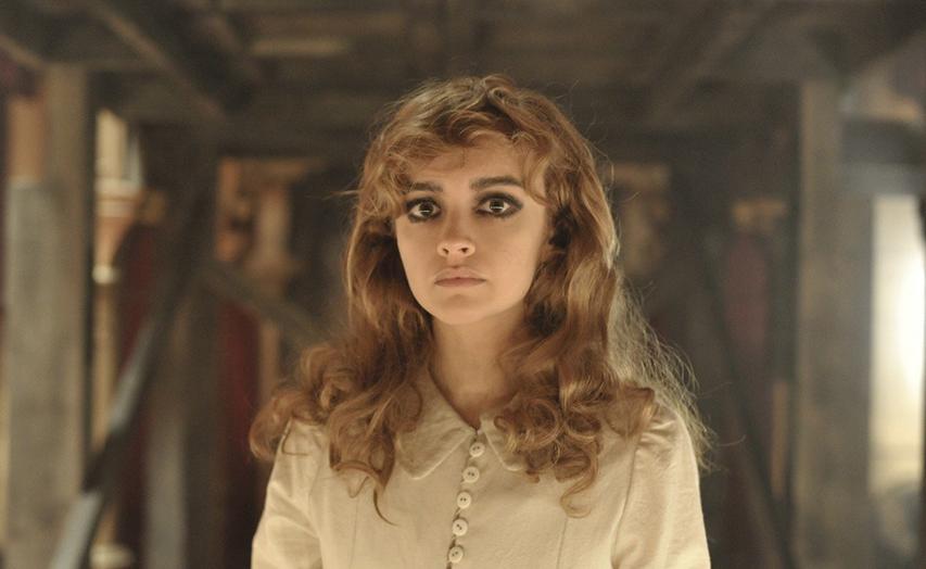 Кадр из фильма «Голем»