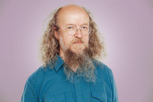 Сергей Летов. Фото с сайта metall-cello.livejournal.com