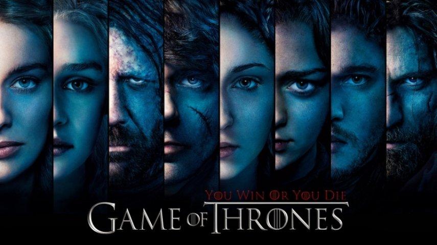 Постер «Игры престолов»