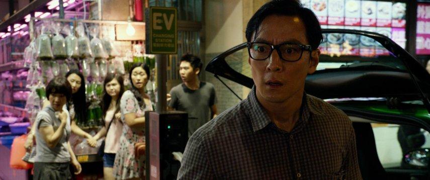 Кадр из фильма «Геошторм»