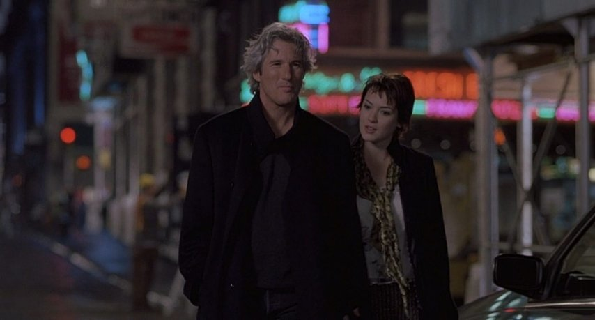 Кадр из фильма «Осень в Нью-Йорке»