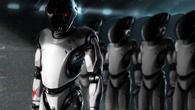 Робот. Фото с сайта pic2.me