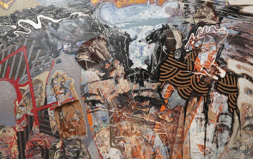 Работа с выставки. Фото с сайта uole-museum.ru