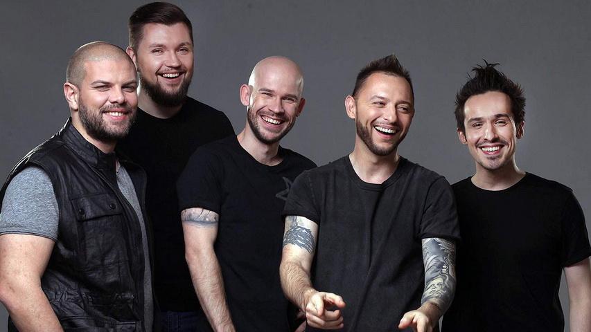 Группа «Звери». Фото с сайта concertwith.me