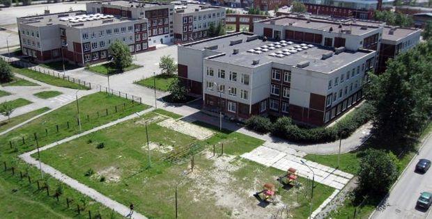 Школа. Фото с сайта wikimapia.org