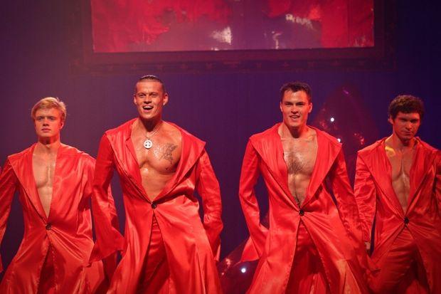 Шоу. Фото с сайта vk.com