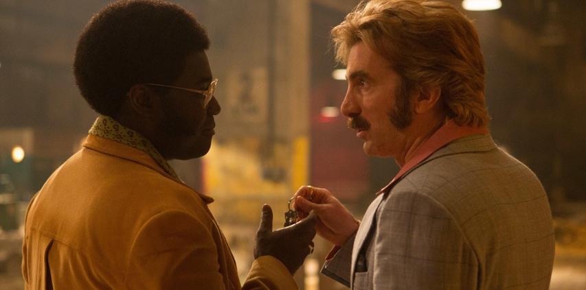 Кадр из фильма «Перестрелка»