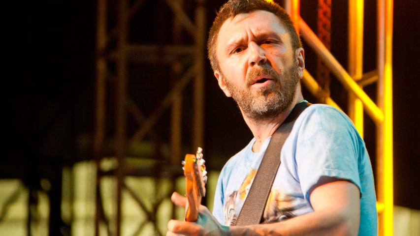 Сергей Шнуров. Фото с сайта KudaGo.com