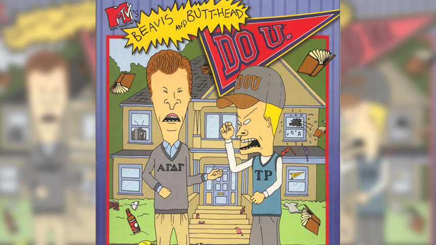 Beavis and Butt-Head Do U