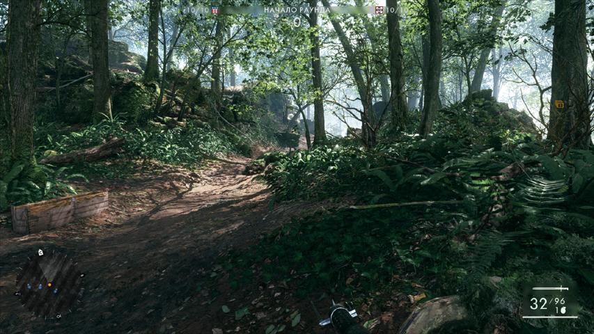 Скриншот из игры «Battlefield 1»