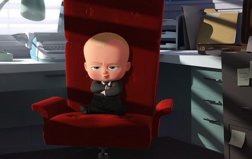 Кадр из мультфильма «Босс-Молокосос»