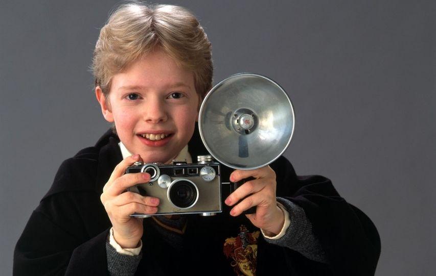 Промо фильма «Гарри Поттер и тайная комната»