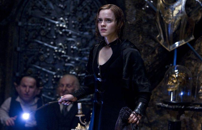 Кадр из фильма «Гарри Поттер и дары смерти. Часть 2»