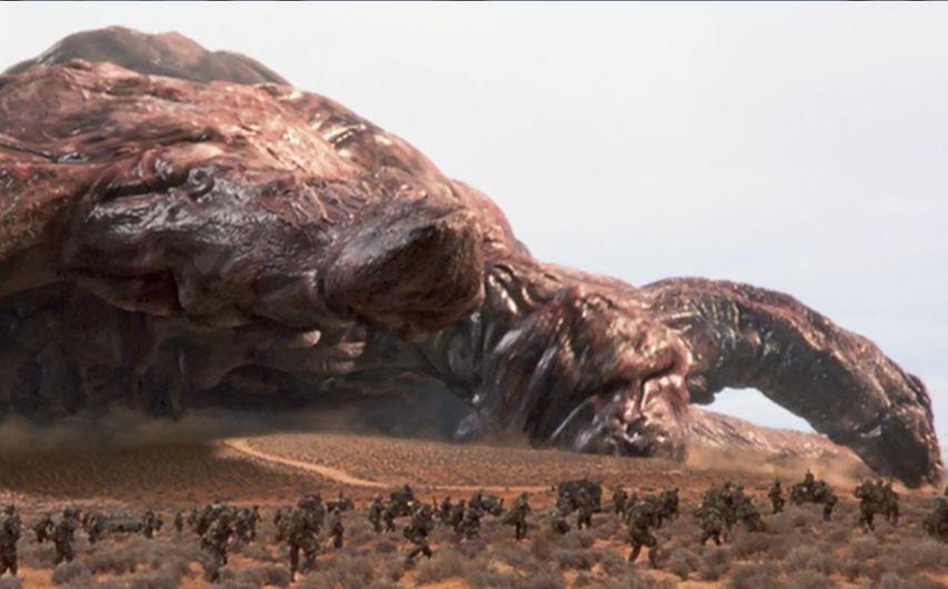 Кадр из фильма «Эволюция»