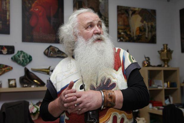 Александр Лысяков. Фото с сайта livemaster.ru