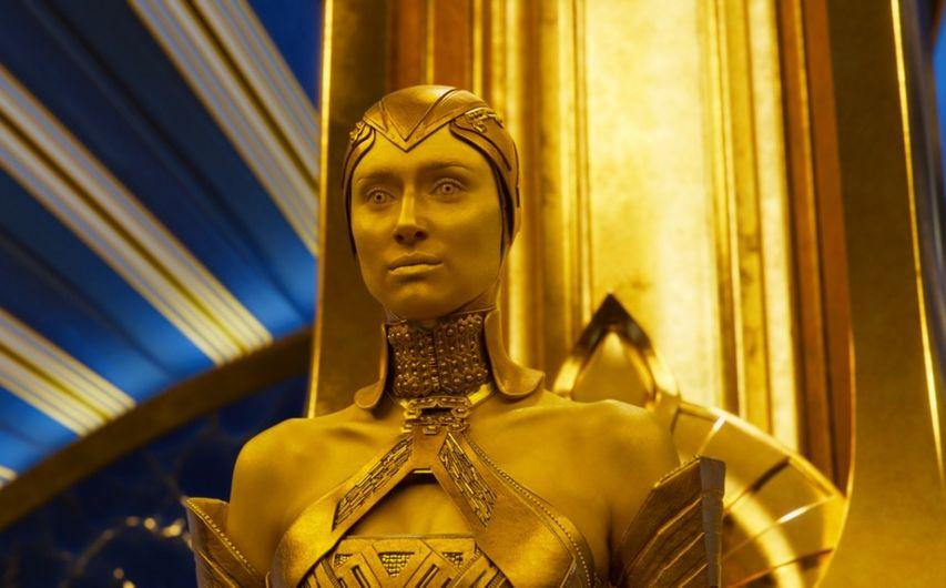 Кадр из фильма «Стражи Галактики 2»
