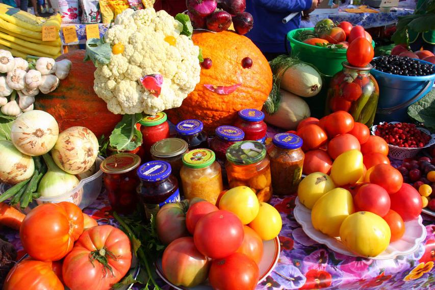 Урожайная ярмарка. Фото с сайта egov-buryatia.ru
