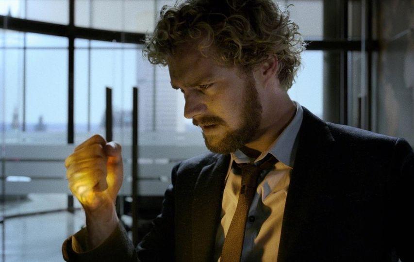 Кадр из сериала «Железный кулак»