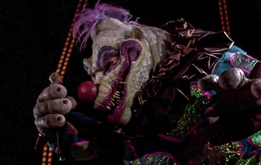 Кадр из фильма «Клоуны-убийцы из космоса»