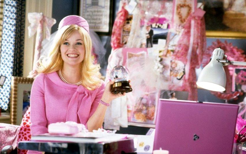 Кадр из фильма «Блондинка в законе 2»