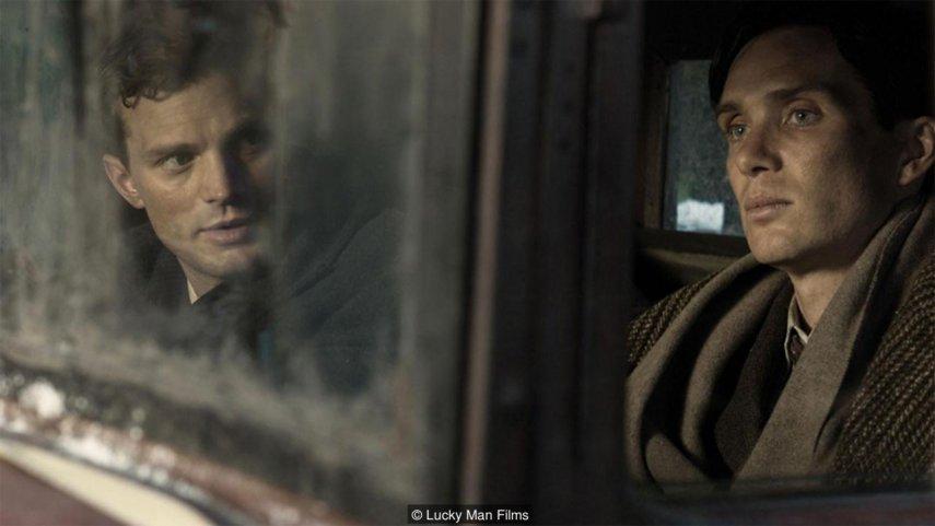 Кадр из фильма «Антропоид»