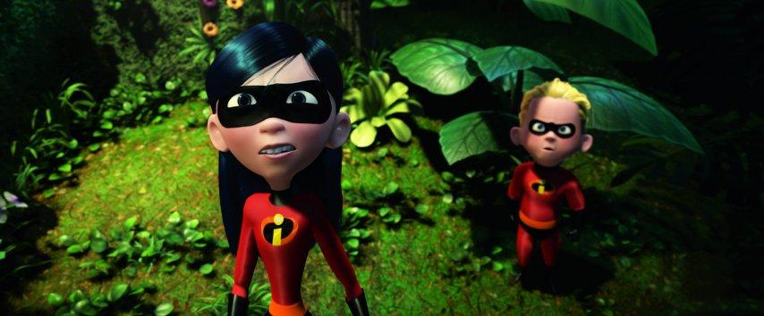 Кадр из фильма «Суперсемейка»