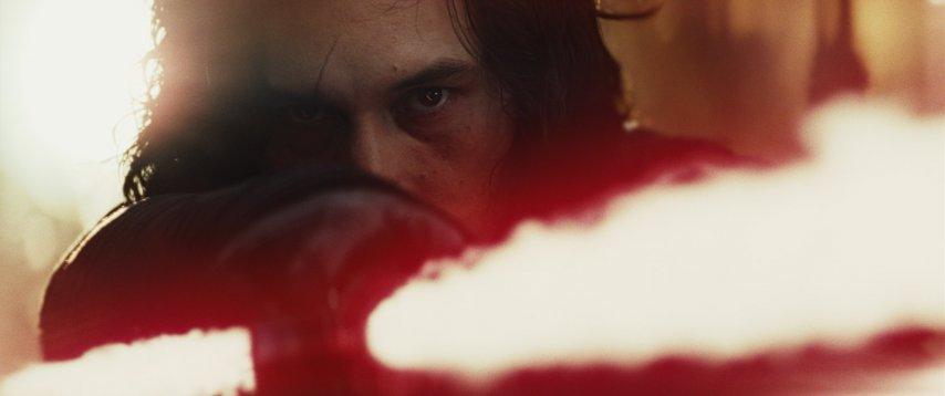 Кадр из 8 эпизода «Звездных войн»