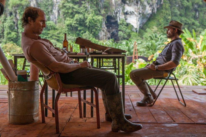 Кадр из фильма «Золото»