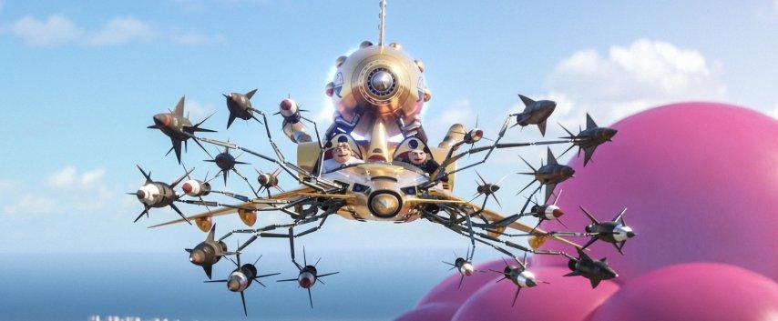Кадр из фильма «Гадкий я 3»